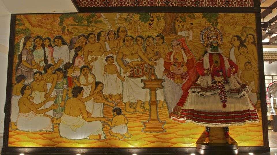 Lobby Vasundhara Sarovar Premiere Vayalar 5