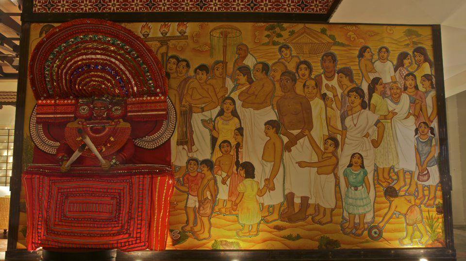Lobby Vasundhara Sarovar Premiere Vayalar 4