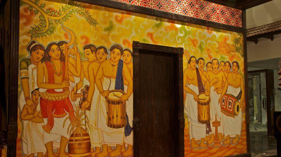 Lobby Vasundhara Sarovar Premiere Vayalar 6