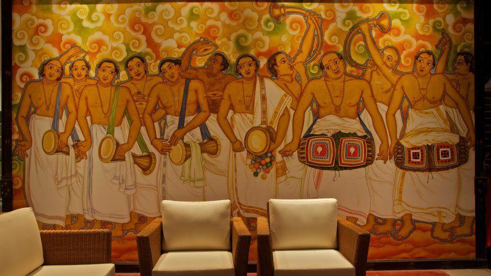 Lobby Vasundhara Sarovar Premiere Vayalar 7