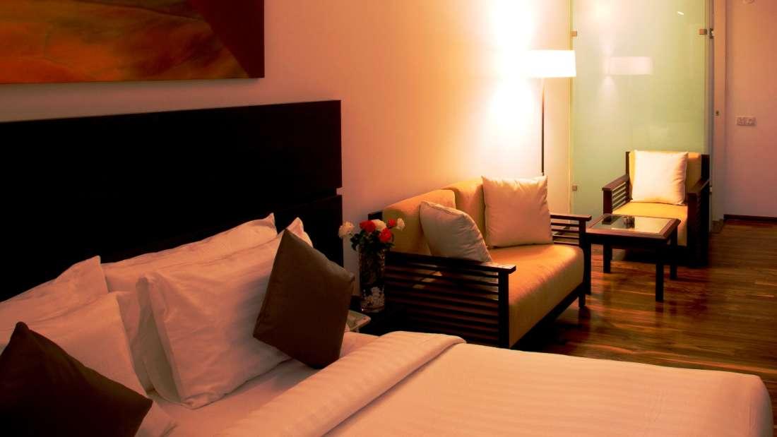 Springs Hotel & Spa, Bangalore Bengaluru Regency Room 1 Springs Hotel Spa