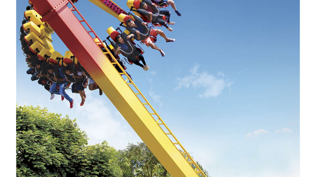 Wonderla Amusement Parks & Resort  EQUINOX