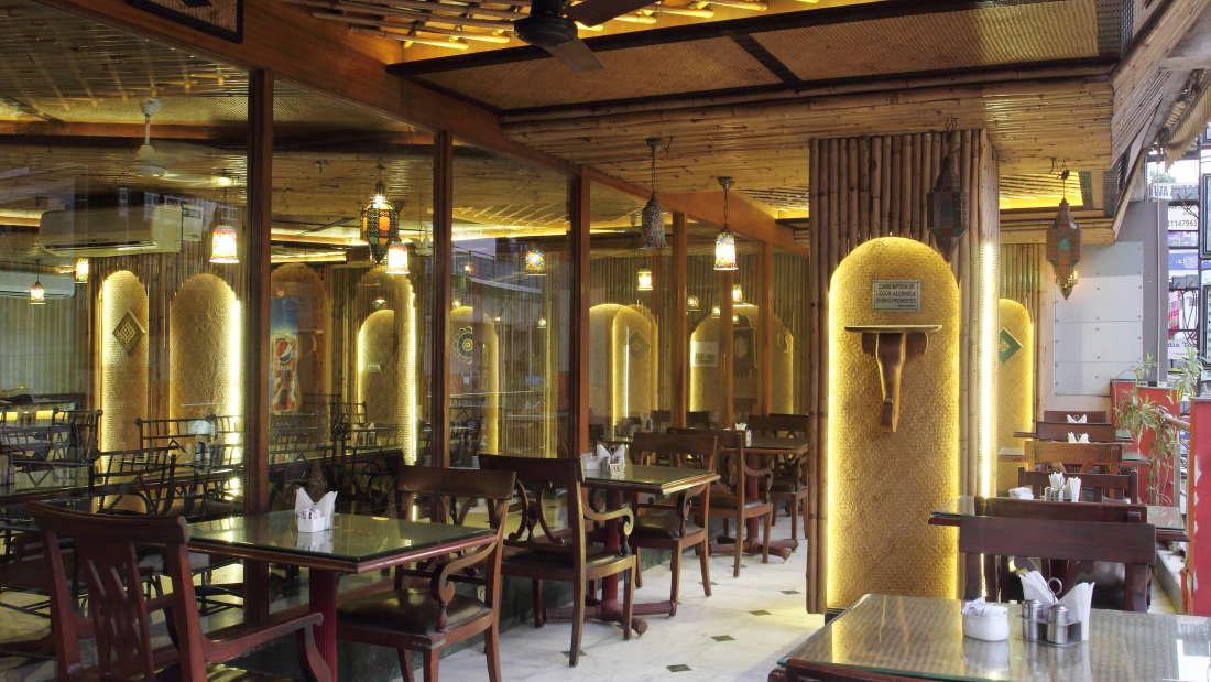 Hotel Hari Piorko - Paharganj, New Delhi New Delhi Restaurant Hari Piorko Paharganj New Delhi 1