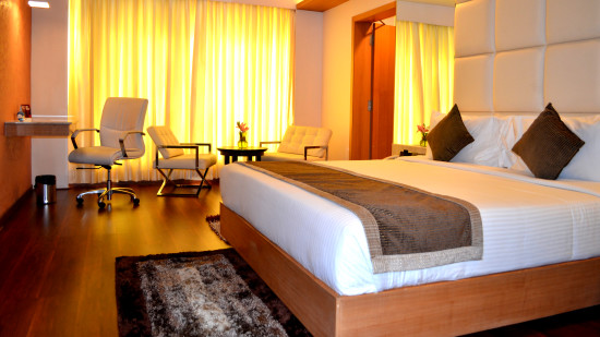 Suites at Hotel Daspalla Hyderabad 4