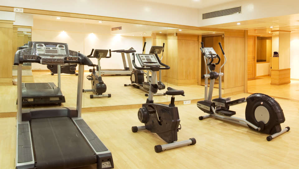 VITS Luxury Business Hotel, Aurangabad Aurangabad Gym at VITS Luxury Business Hotel Aurangabad