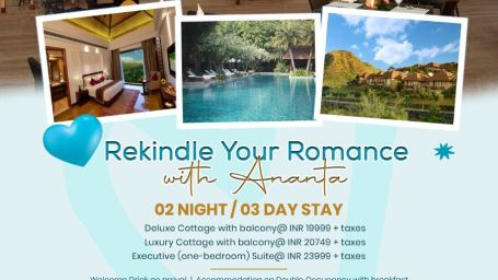Romantic Honeymoon in Udaipur