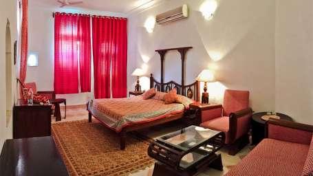 Neemrana Fort Palace Neemrana Menaka Mahal Hotel Neemrana Fort Palace Neemrana Rajasthan