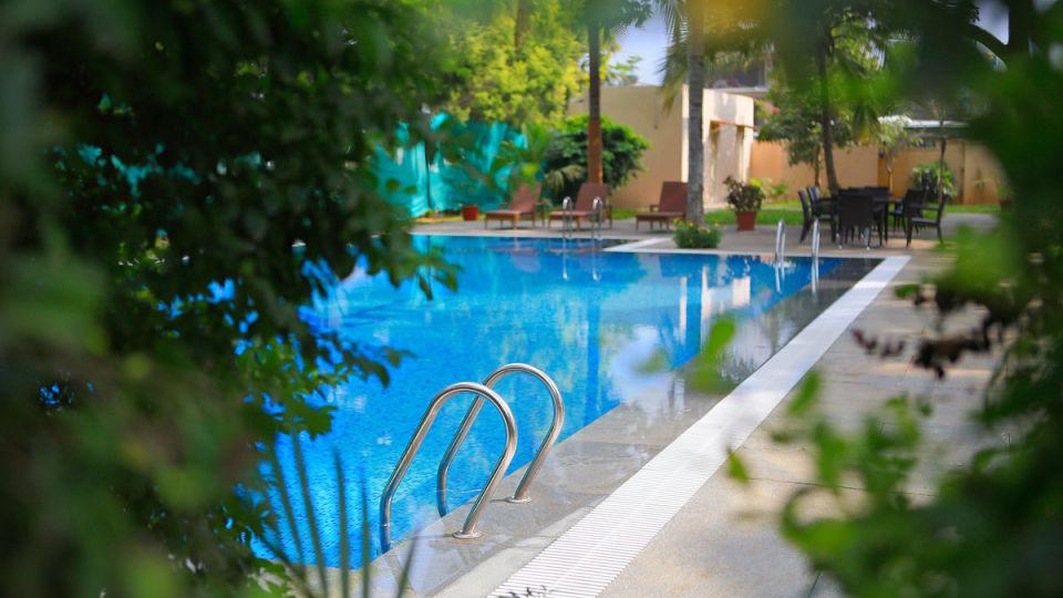 Evoma Hotel, K R Puram, Bangalore Bangalore Swimming Pool Evoma Hotel K R Puram Bangalore 3