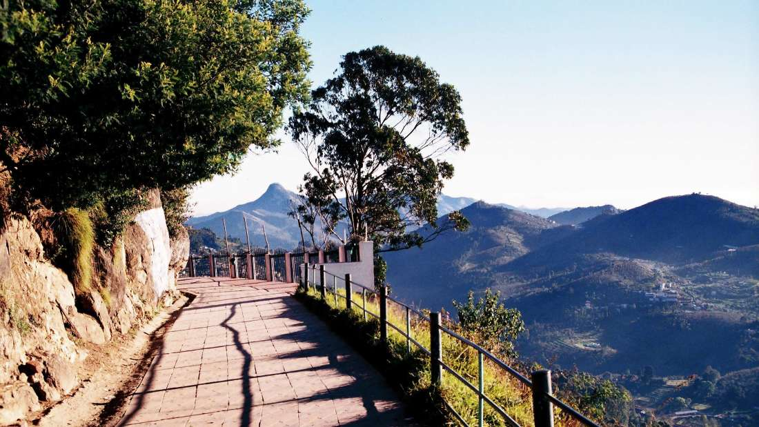 Coaker s Walk, The Carlton - 5 Star Hotel in Kodaikanal, hotel near kodaikanal lake9