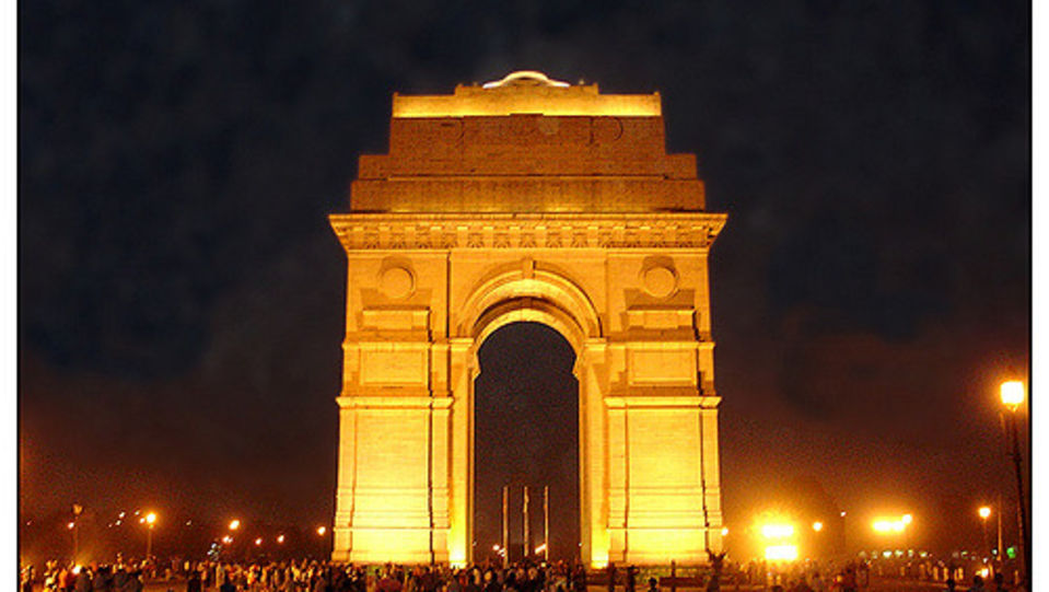 India Gate The Muse Sarovar Portico Nehru Place New Delhi