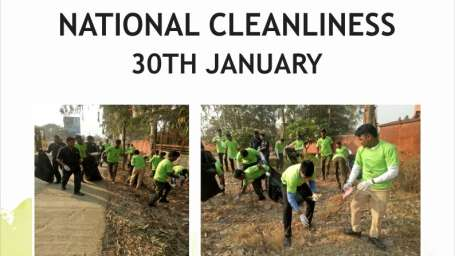 National cleanliness Day