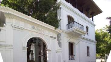 Facade Le Dupliex Pondicherry 1