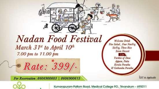 Nadan food festival