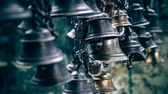 Temple Bells The chardham camps by leisure hotel