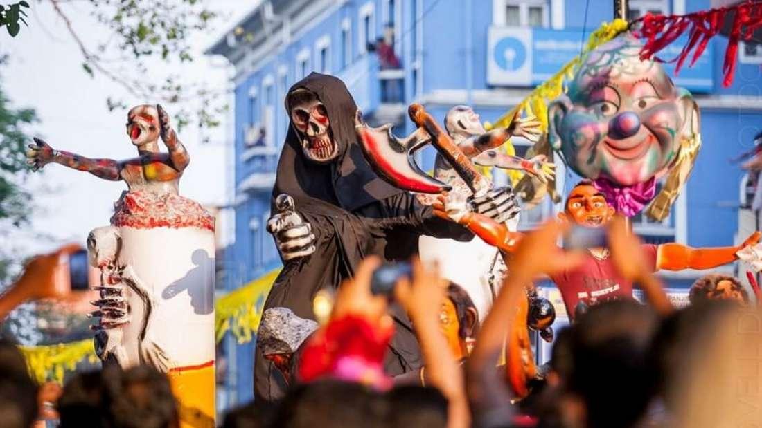 Goa Carnival 2018