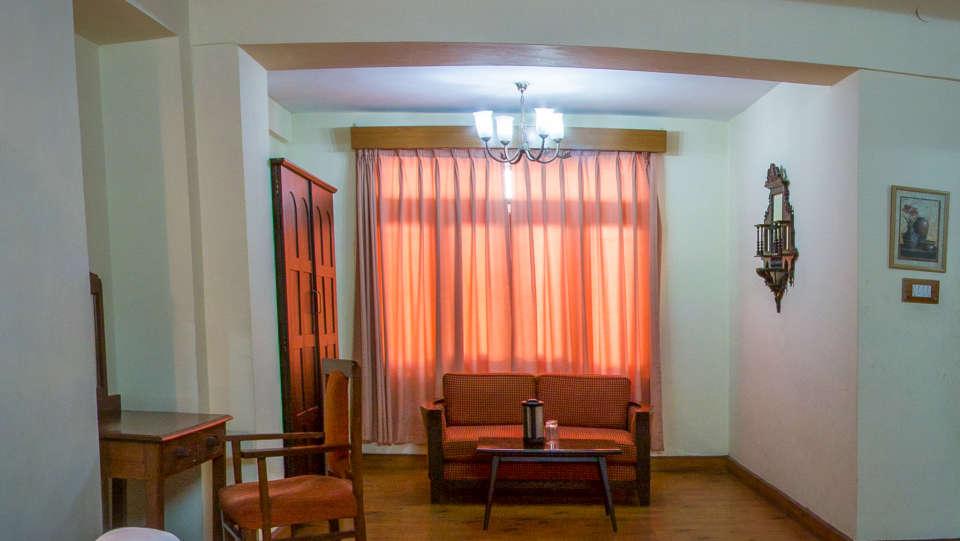 The Pavilion Hotel, Nainital Nainital Standard Room The Pavilion Hotel Nainital 2