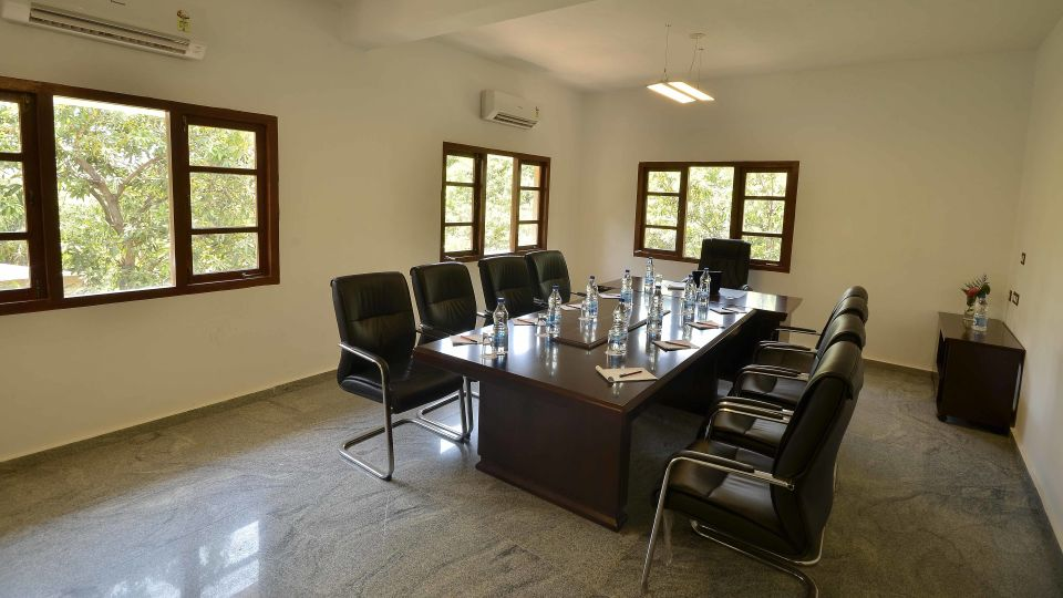 Heritage Resort Hampi Hampi 17. Boardroom Facilities