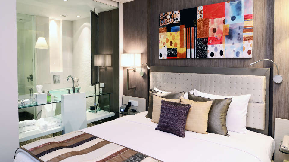 Deluxe King Room at Radisson Blu Hotel, Bengaluru - 5 Star Hotels in Bangalore