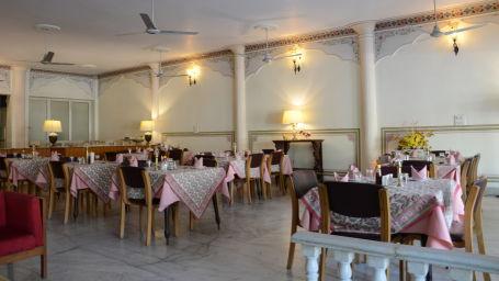 Dining Hotel Meghniwas Jaipur Best Hotels in Jaipur 4