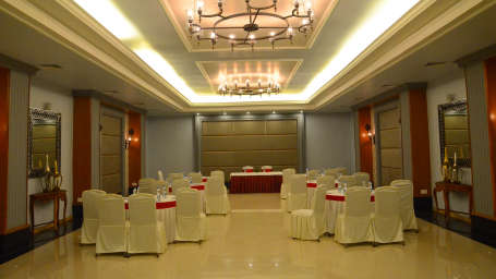Emerald Confernece Hall- Pramod Convention and Beach Resort Puri- resort in Puri 3