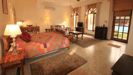 Garden Suite Hotel Meghniwas Jaipur 4