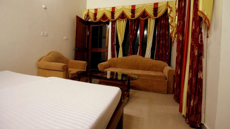 Ojaswi Resort Chaukori Chaukori Family Suit at Ojaswi Hotel and Resort in Chaukori