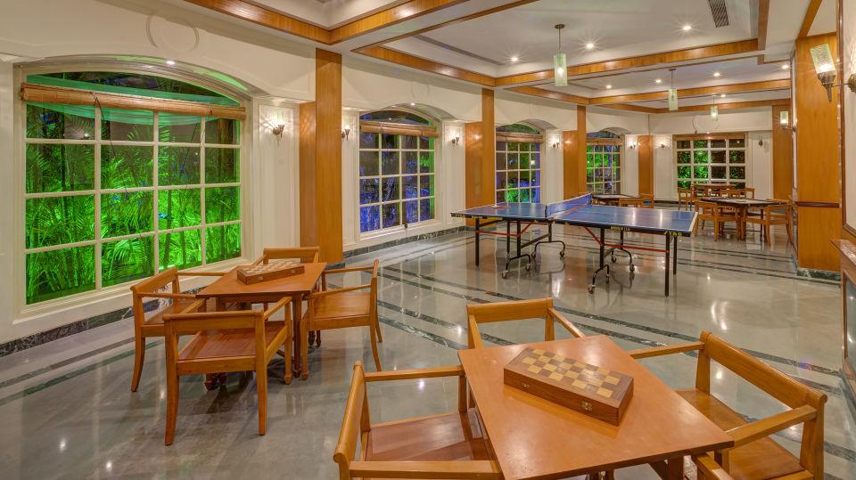Recreation Room at Renest Shirdi