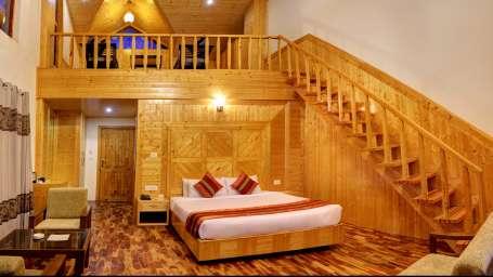 Family Suite at Summit Chandertal Regency Hotel Spa Manali 4