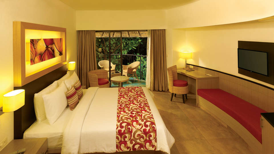 Deluxe Cottage at Poetree Sarovar Portico Thekkady, best thekkady hotels 4