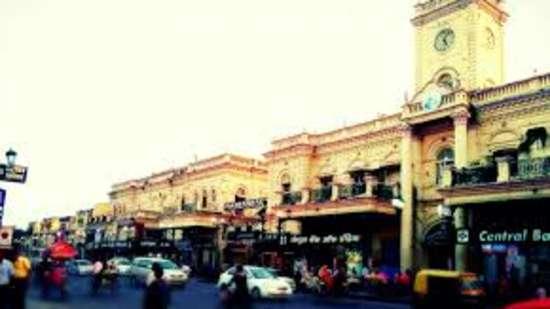 Hazratganj La Place Sarovar Portico lucknow