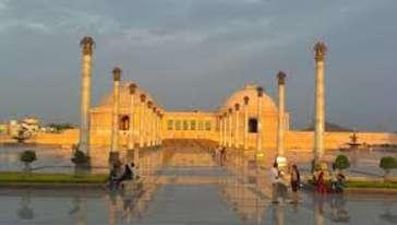 ambedkar park piccadily Lucknow
