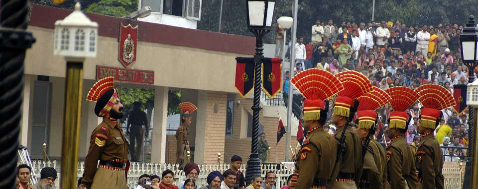 Wagah border, Golden Sarovar Portico Amritsar, Must places visit in Amritsar