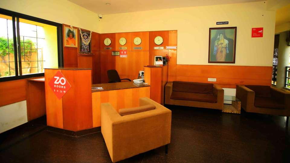 Online Suites Bangalore lobby Reception Online Suites Bangalore 2