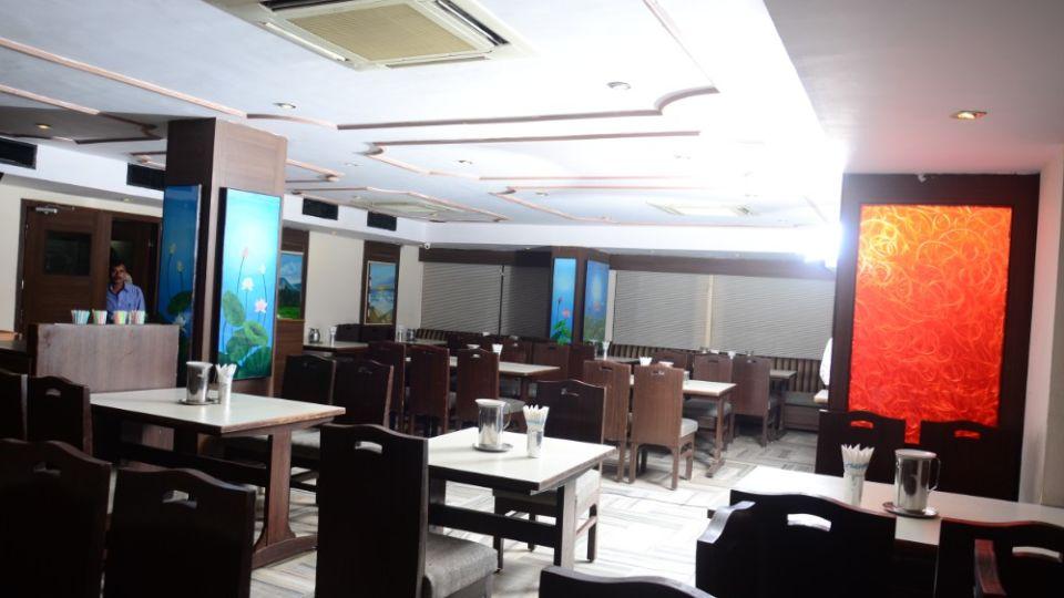 Hotel Jaya Residency Kakinada Hotel 4
