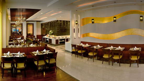 Restaurant Park Inn Gurgaon 1