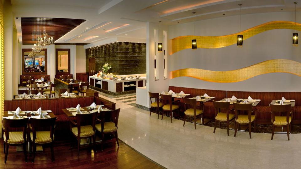 Restaurant Park Inn Gurgaon 1