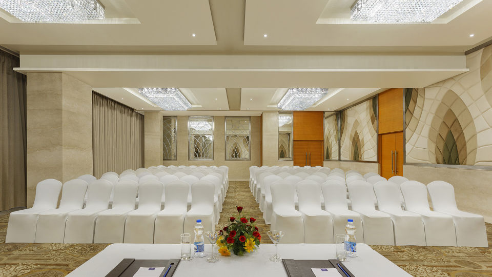 Board Rooms in Jhansi, at Natraj Sarovar Portico, best business hotels in Jhansi efa