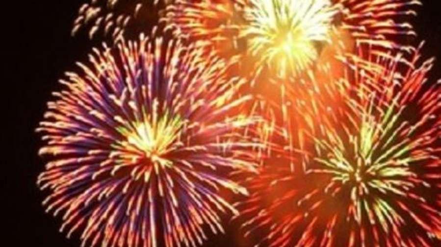 fireworks ranbanka palace