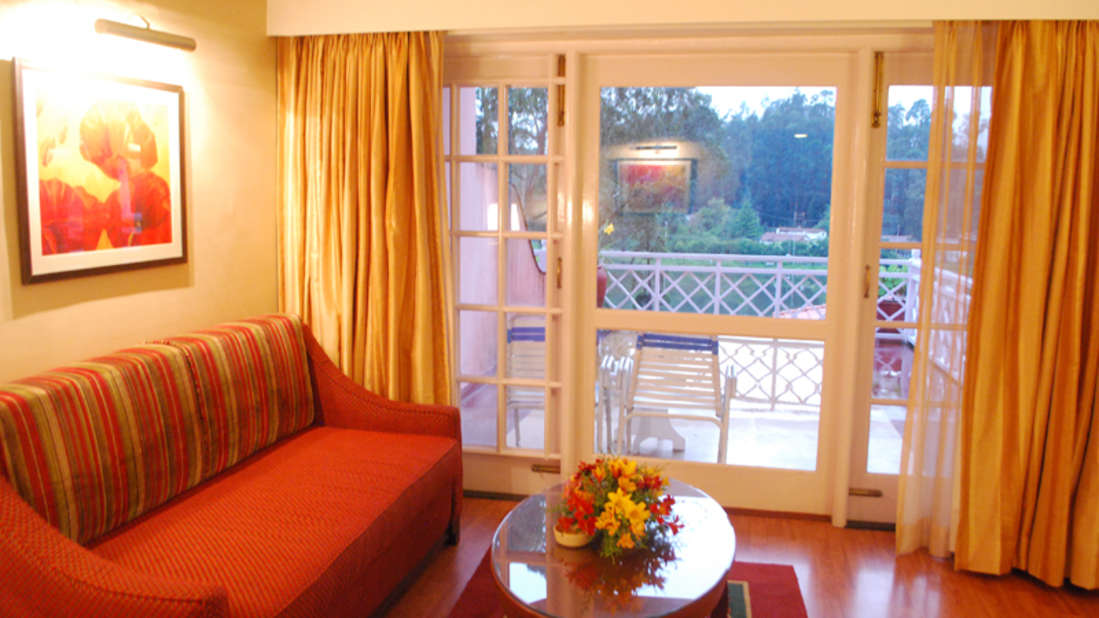Deluxe rooms at The Carlton Kodaikanal, Rooms In Kodaikanal,  Hotel Near Kodaikanal Lake 2