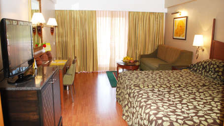 Deluxe rooms at The Carlton Kodaikanal, Rooms In Kodaikanal,  Hotel Near Kodaikanal Lake