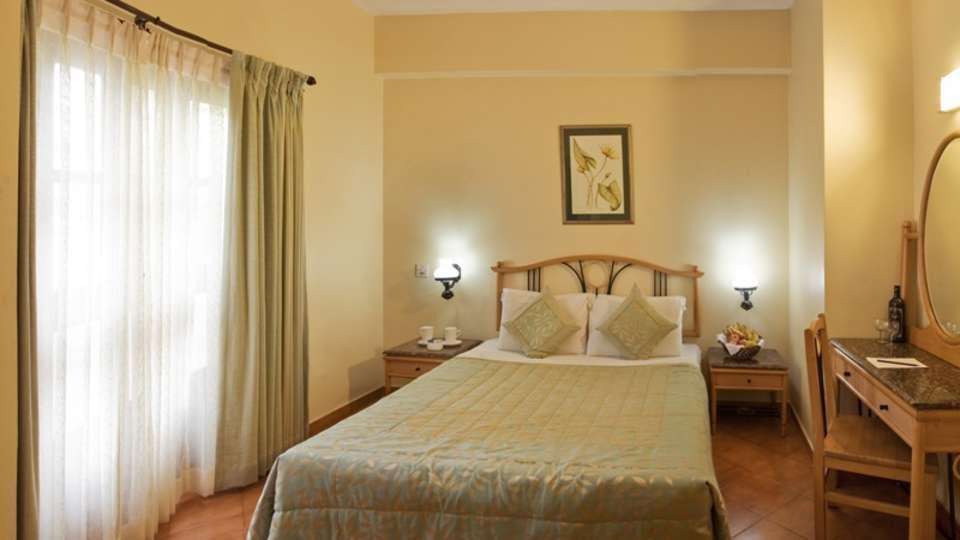 Lotus Beach Resort - Goa Goa Suites Room at Lotus Beach Resort Benaulim Goa