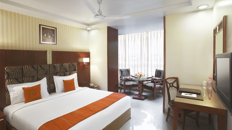 Deluxe Rooms at Suba Palace Mumbai, Best hotels rooms in Colaba