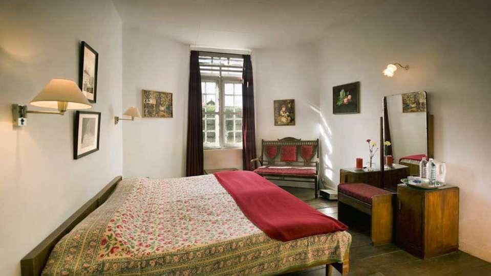 Wallwood Garden - 19th C, Coonoor  The Laburnum Room Wallwood Garden Coonooor Tamil Nadu