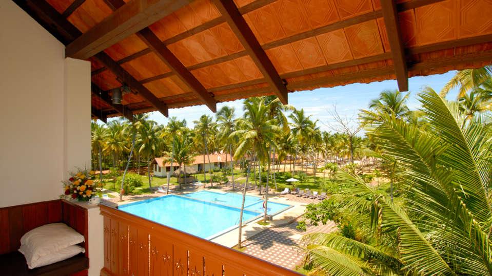 Estuary View Room Balcony