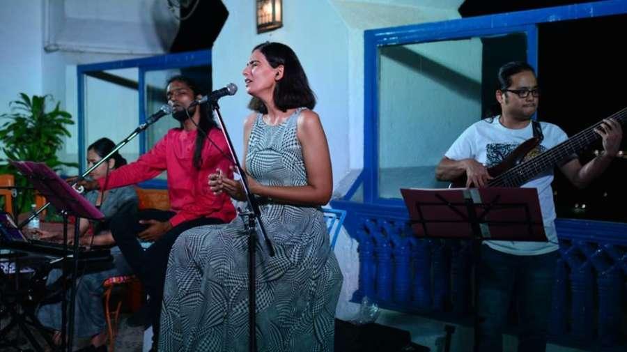Soulful Music Performances at our Jaipur Bar - at ta BLU, Jaipur hotels, jaipur bars