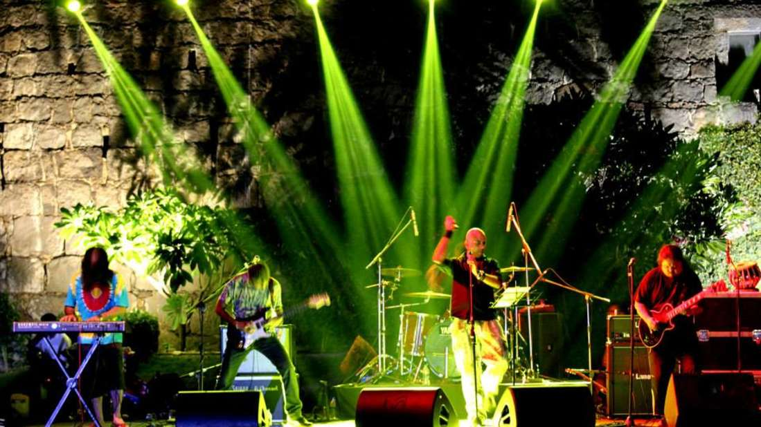 Music Festival at Fort Jadhavgadh Heritage Resort Hotel Pune