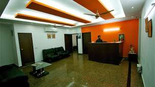 Hotel V M Residency, Vasant Kunj, Delhi New Delhi And NCR Reception Lobby Hotel VM Residency Delhi 1