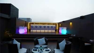 SKKY 63 - Bar and Lounge Park Plaza Jodhpur 1