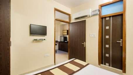 Jaipur Residences, Vaishali Nagar Jaipur Bedroom with Lving Room and Pantry Jaipur Residences Vaishali Nagar 2