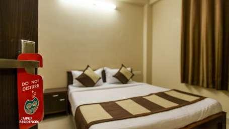 Jaipur Residences, Vaishali Nagar Jaipur Bedroom with Lving Room and Pantry Jaipur Residences Vaishali Nagar 7